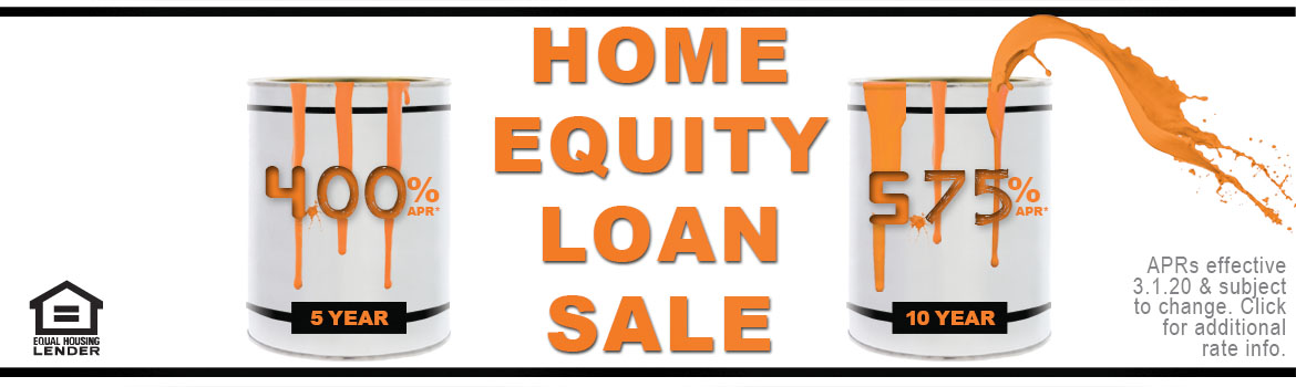 Home Equity Loan Sale